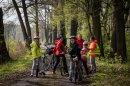 Fotorelacja zXIV Rajdu Rowerowego ˝Śladami Ryszarda Szurkowskiego˝ 29-04-2017