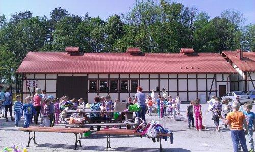 Dzień Przedszkolaka na Krośnickiej Kolei Wąskotorowej