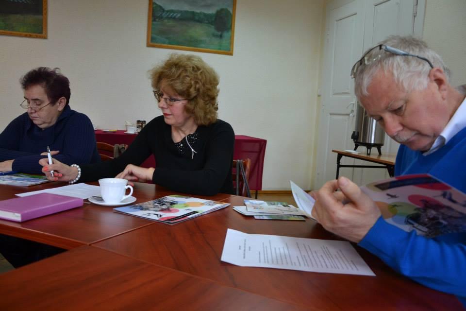 Posiedzenie Komisji Oświaty, Zdrowia, Kultury, Sportu iTurystyki