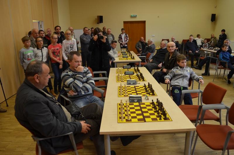 IX Otwarty Turniej Szachowy ˝O Puchar Doliny Baryczy˝