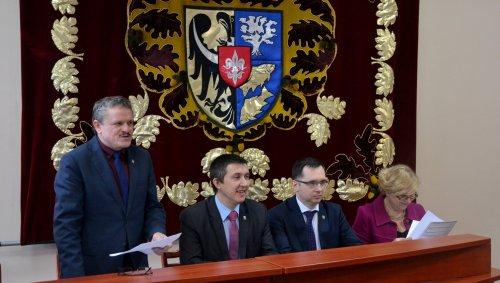XVI Sesja Rady Gminy wKrośnicach