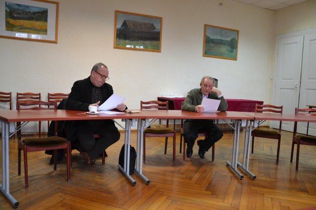 Pierwsze posiedzenie Komisji Rewizyjnej