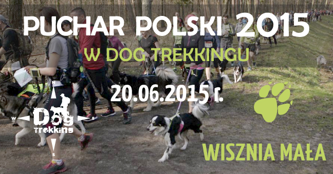 Puchar Polski wDogtrekkingu edycja Wisznia Mała