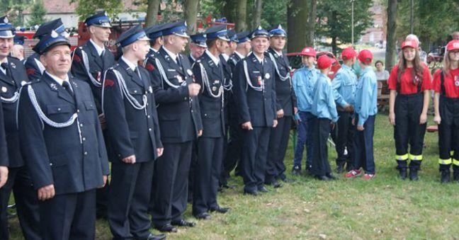 70 lat Ochotniczej Straży Pożarnej wWierzchowicach