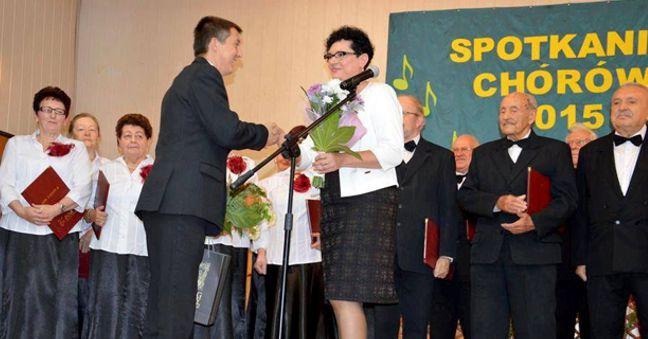 Spotkanie chórów wBukowicach