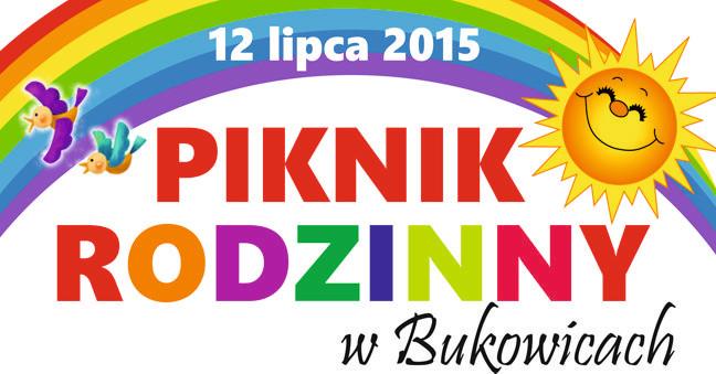 Piknik Rodzinny wBukowicach.