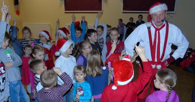 Mikołaj zawitał do Krośnic