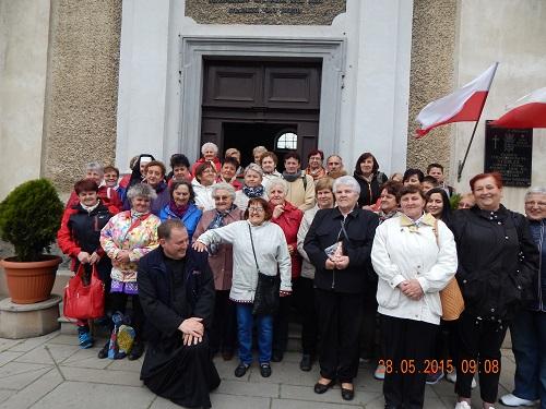 Emeryci zwiedzają Bardo, Wambierzyce iPolanicę Zdrój