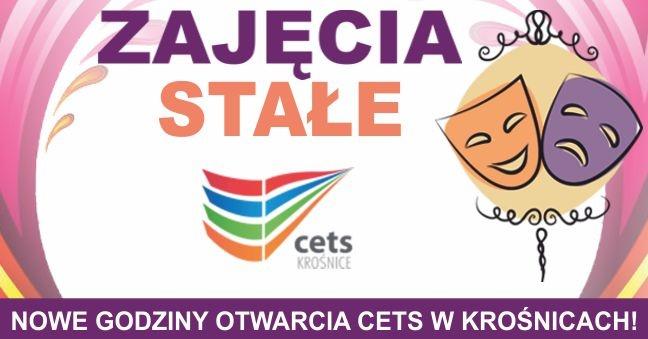 Zajęcia wCETS-ie