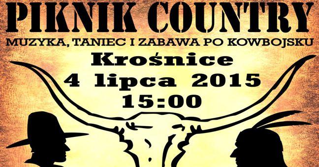 Piknik Country wKrośnicach!