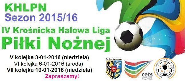 VII kolejka KHLPN 2015/16