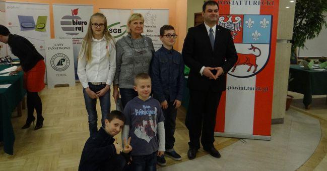 Reprezentacja Krośnic na Festiwalu Szachowym wTurku
