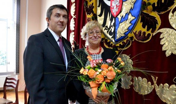 Elżbieta Kalityńska nowym Skarbnikiem Gminy Krośnice