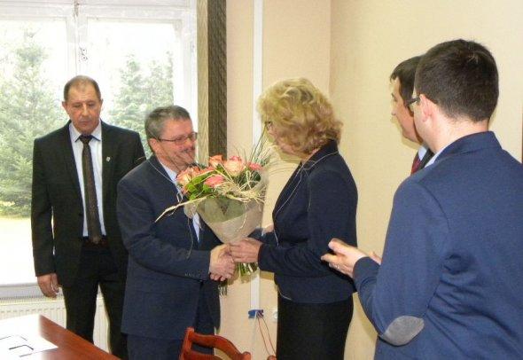 Piotr Morawek nowym Przewodniczącym Rady Gminy