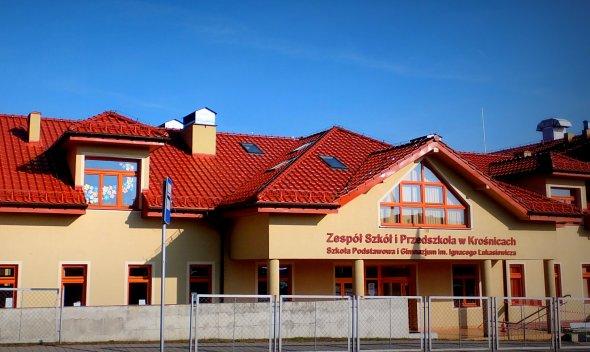 Jubileusz 70-lecia szkoły wKrośnicach