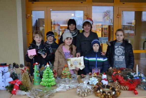 III Jarmark Bożonarodzeniowy wszkole wKrośnicach