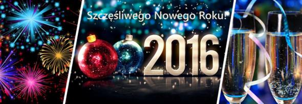 Życzenia noworoczne dla mieszkańców Gminy Krośnice