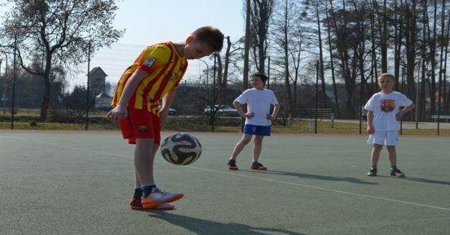 Mistrzostwa Żonglerki ˝Powitanie wiosny na sportowo˝ 21-03-2015